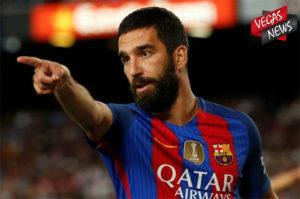 arda turan, barcelona, liga spanyol, turki, berita bola, berita popular, vegas338 news