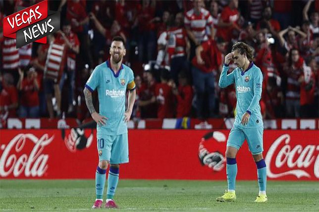 lionel messi, barcelona, liga spanyol, griezzman, varverde, berita bola, vegas338 news