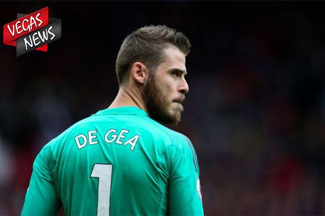 david de gea, manchester united, liga inggris, berita bola, bursa transfer, vegas338 news