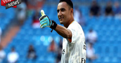 keylor navas, real madrid, psg, paris saint germain, bursa transfer, liga spanyol, vegas338 news
