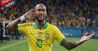 neymar, brasil, psg, liga champions, berita bola, copa america, vegas338 news
