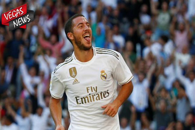 eden hazard, real madrid, liga spanyol, zinedine zidane, berita bola, vegas338 news