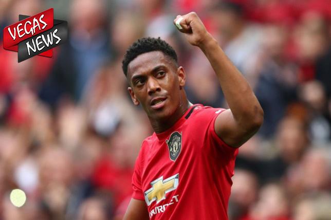 Anthony Martial, Solksjaer, Manchester United, Liga Inggris, Liverpool, Rashford, Berita Bola, Vegas338 News