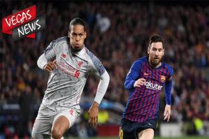 virgil van dijk, lionel messi, liverpool, barcelona, liga champions, ballondor, vegas338 news