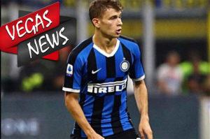 Nicolo Barella, Inter Milan, Vegas338 News,
