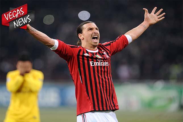 Ibrahimovic, Liga Italia, Ac Milan, Serie A, La Galaxy, MLS, Berita Bola, Bursa Transfer, Vegas338 News