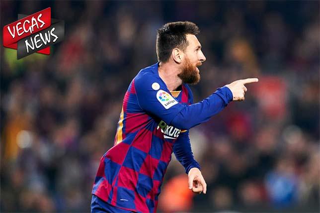 Barcelona, Leonel Messi, Messi, Celta Vigo, La Liga Spanyol, Barca, Berita Bola, Berita Olahraga, Vegas338 News