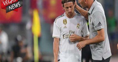 Luka Modrid , Zinedine Zidane, Real Madrid, Liga Italia, Liga Spanyol, Berita Bola, Berita Bola, Bursa Transfer, Vegas338 News