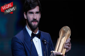 Alisson Becker, Liverpool, Yachine Trophy, Ballon D'or, Berita Bola, Informasi Bola, Vegas338 News
