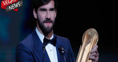 Alisson Becker, Liverpool, Yachine Trophy, Ballon D'or, Berita Bola, Informasi Bola, Vegas338 News