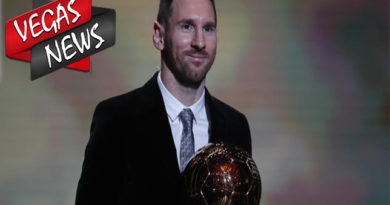 Lionel Messi Meraih Ballon d'Or 2019