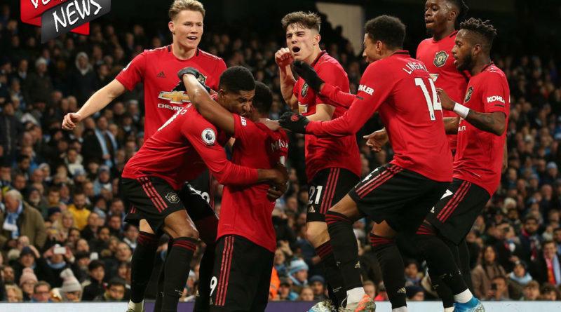 Manchester United Menangin Laga Derby 2 - 1
