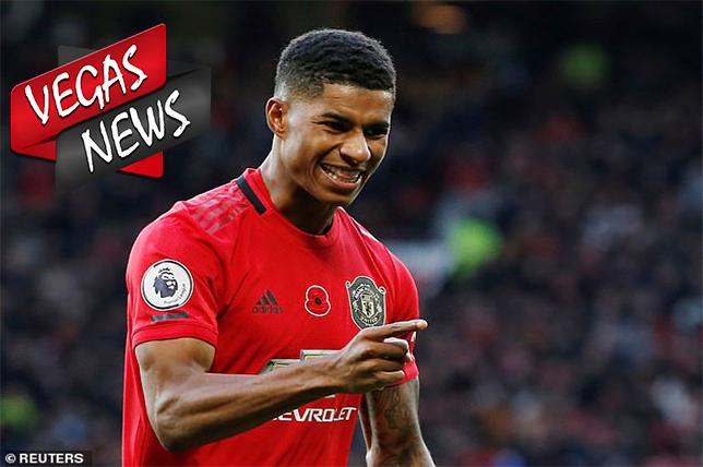 Rashford Disebut Calon Ronaldo Baru