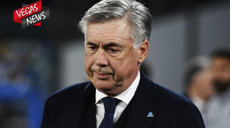 Resmi Carlo Ancelotti Di Pecat Napoli