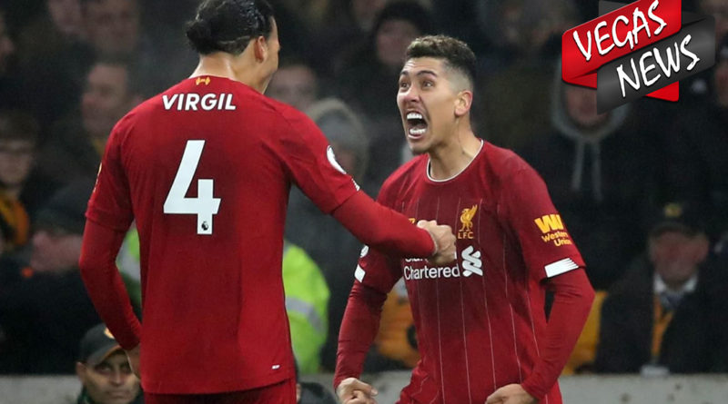 #Firminho #Liverpool #Wolves #PremierLeague #LigaInggris #Kloop #TheReds #Anfield
