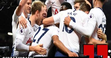 Tottenham Hotspur Dibekuk RB Leipzig di Kandang Sendiri