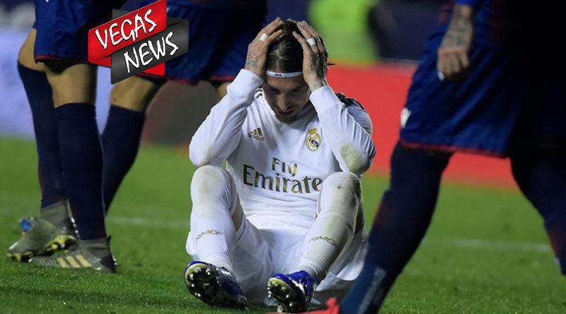 #LaLiga #Levante #RealMadrid #Zidane #SergioRamos #ElReal